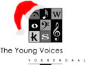 The Young Voices wenst u fijne feestdagen..